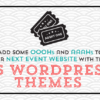 15 Event WordPress Themes