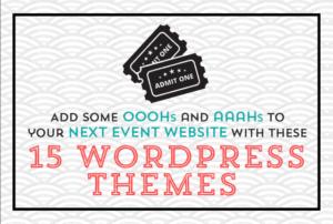 15 Event WordPress Themes